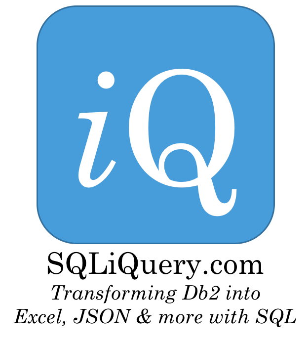SQL iQuery Logo